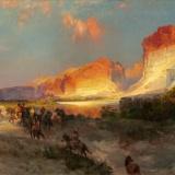 Exploration of Green River Cliffs